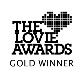 The Lovie Awards: Gold Winner